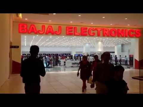 bajaj electronics in forum mall