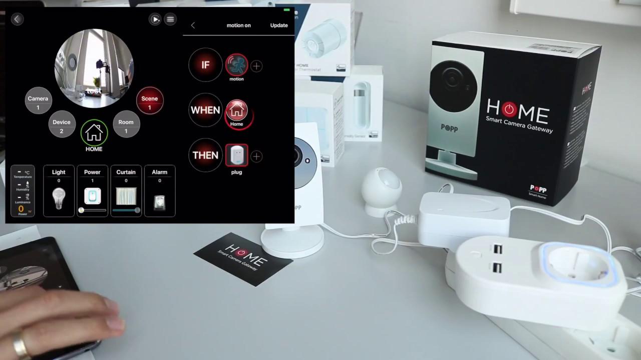 /Smart Camera Gateway Popp Home/