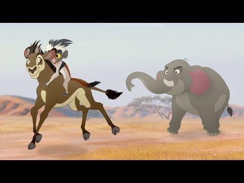 Lion Guard: Three of a Kind   Rafiki's New Neighbors HD