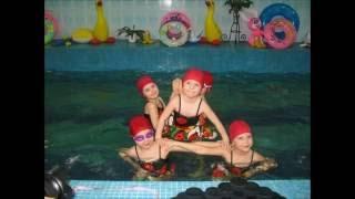 Репортаж из бассейна детского сада