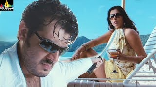 Ajith Billa Movie Scenes   Ajith Introduction   Namitha, Nayanatara   Sri Balaji Video thumbnail
