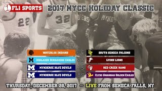 2017 NYCC Holiday Classic .::. FL1 Sports 12/28/17