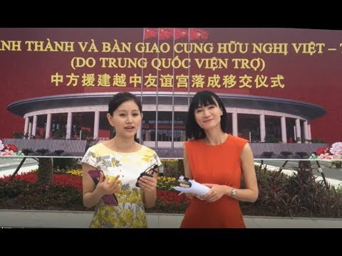 LIVE: A new palace and first-ever metro line for Hanoi