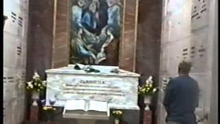 Karen Carpenter's resting place 1997
