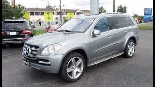 Mercedes Benz GL-Class Grand Edition 2011 Videos