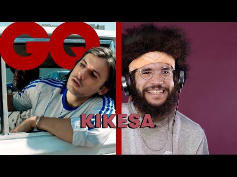 Youtube: Kikesa juge le rap français: Orelsan, Niska, Moha la Squale… | GQ