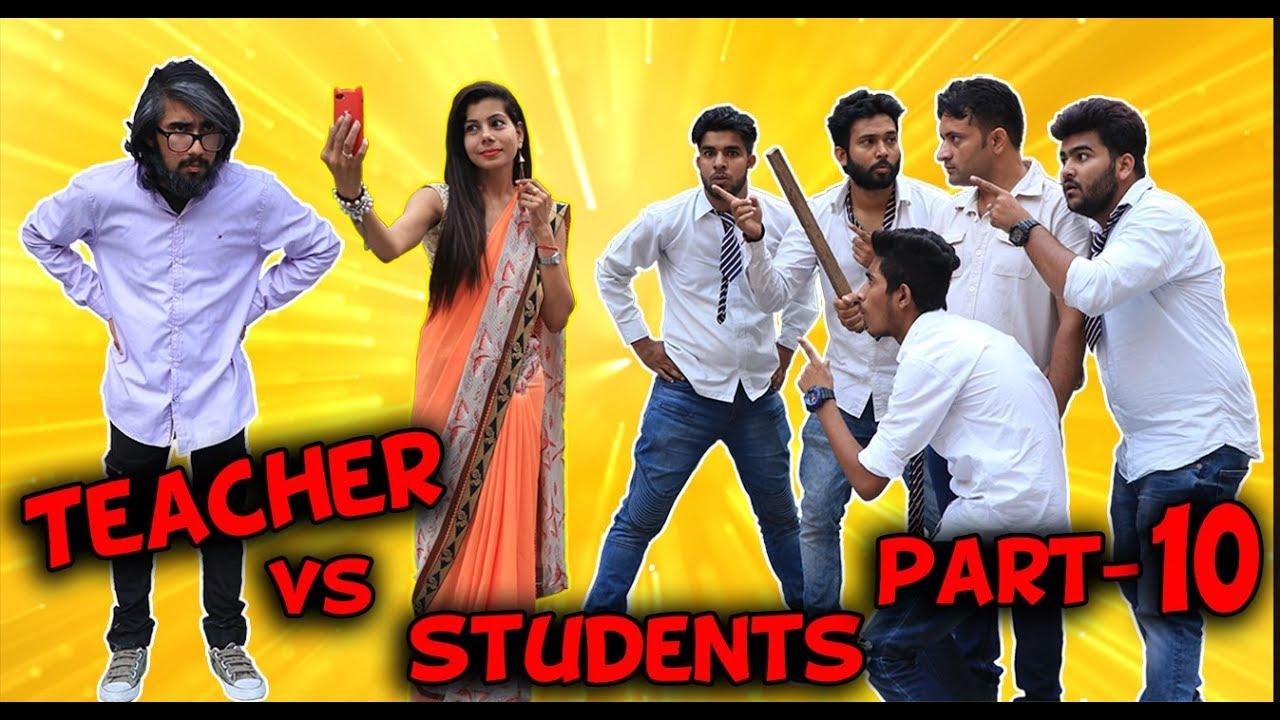 TEACHER VS STUDENTS PART 10 | BakLol Video |