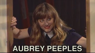 Aubrey Peeples | The Eric Andre Show | Adult Swim