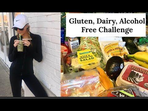 Gluten/Dairy/Alcohol Free Challenge!