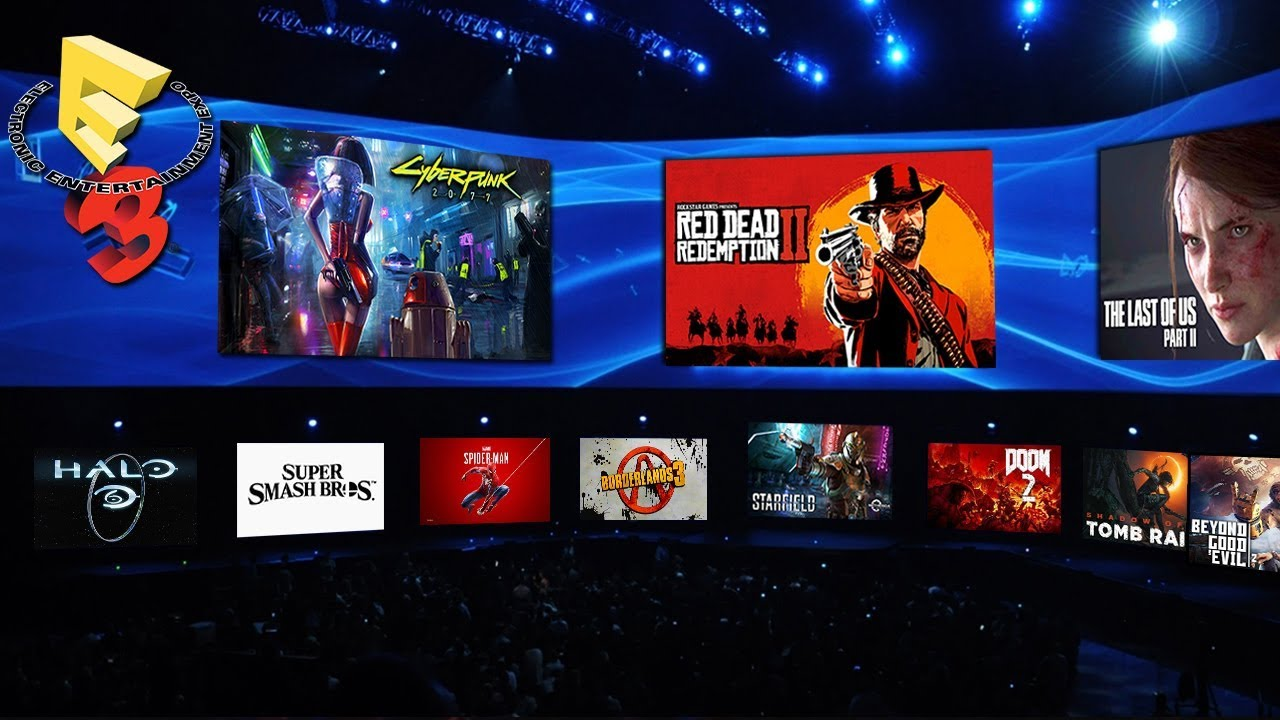 E3 2018 Preview - Cyberpunk 2077, Red Dead Redemption 2, Borderlands 3, TLOU 2, Watch Dogs 3 & M