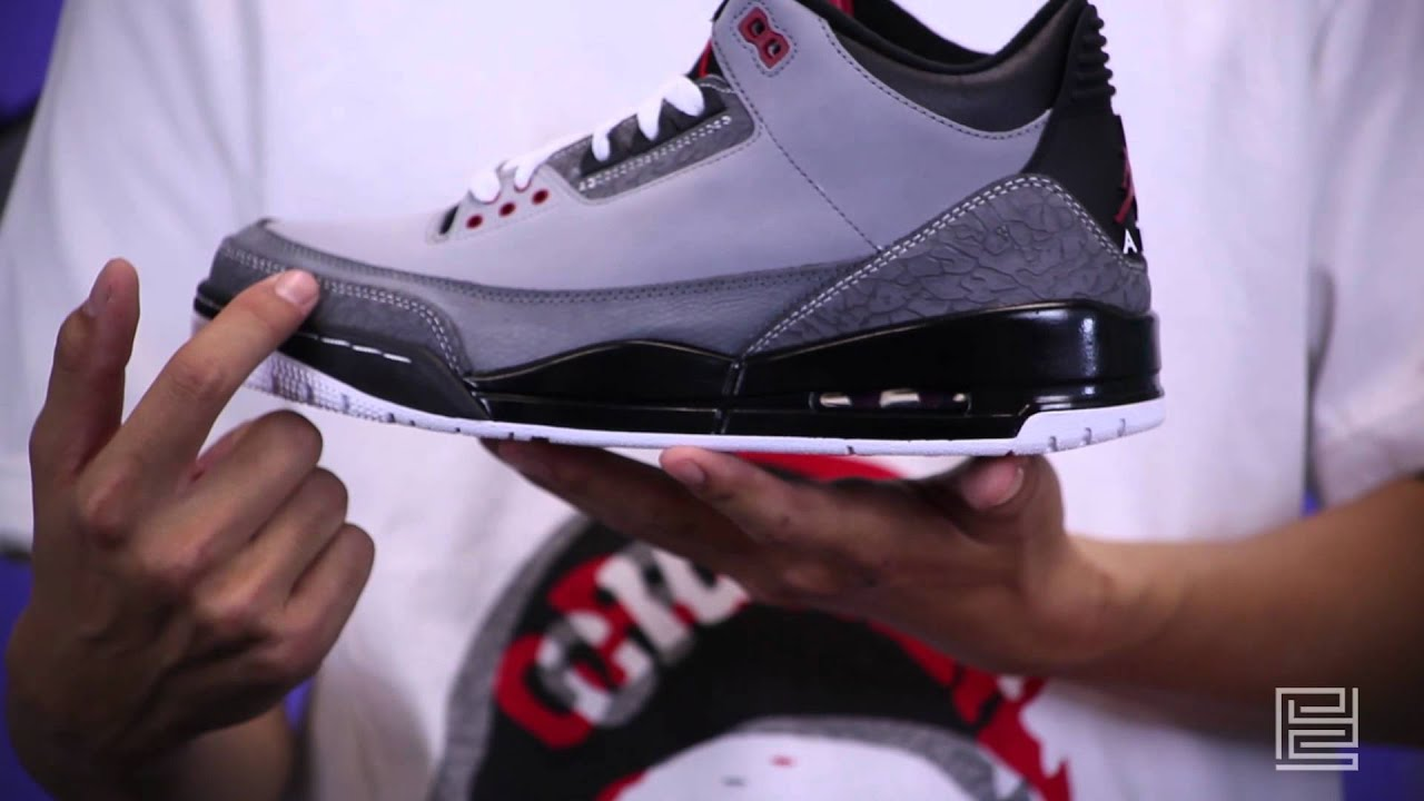 100% authentic 7881b e1941 ... Nike Air Jordan 3 III Retro 136064-003 stealth varsity red light  graphite black - ilb6oylnyguixplhgdpz ...