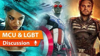 Established MCU Character is Already LGBT