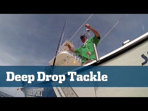 Bahamas Deep Drop Tackle Tips How To - Florida Sport Fishing TV Rigging Station