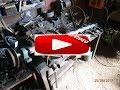 самодельный мульчер для мототрактора  2 часть