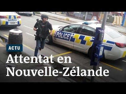 La Nouvelle-Zélande sous le choc après un attentat d'extrême droite contre deux mosquées