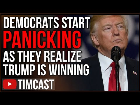 Leftists And Democrats Start PANICKING As They Realize Trump Is Actually WINNING Political Victories