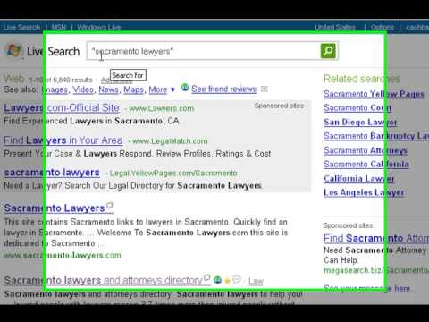 Sacramento lawyers - Sacramento attorneys Search engine optimization tips for la