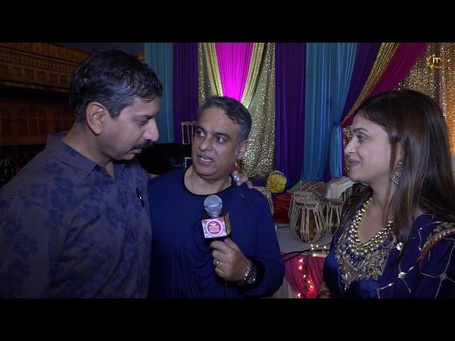 Sham-E-Ghazal Diwali 2018 Celebrations With Deepak Puri