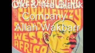 ofo the black company allah wakbarr