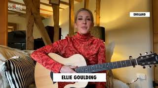 Ellie Goulding - Love Me Like You Do - One World Together At Home LIVE