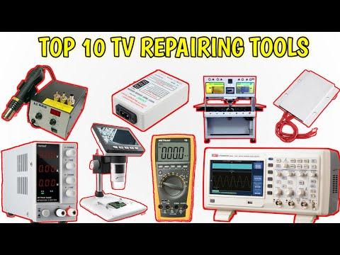Top 10 TV Repairing Smart Tools You Must Have
