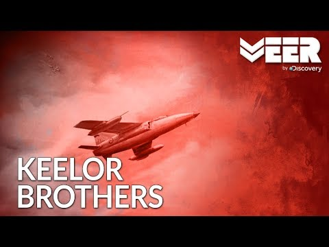 Keelor Brothers - When Indian Gnat Aircraft Destroyed Pakistan Sabres Aircraft | Veer by Discovery