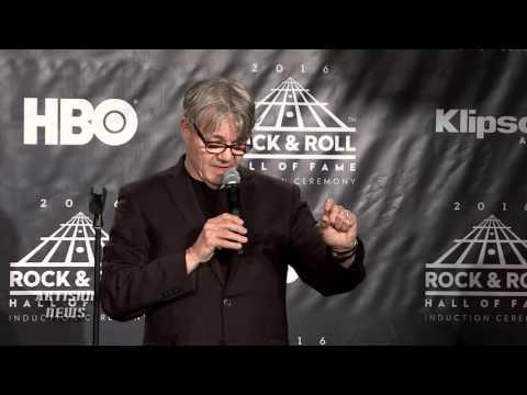 Crystal - WATCH:  That Time Steve Miller Went Off On The R&R Hall Of Fame