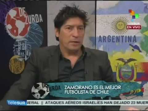 De Zurda, 8 julio 2014, Maradona sobre derrota 7-1 a Brasil, invitado Ivan Zamorano