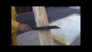 Нож для нарезки теплоизоляции(Нож поможет быстро и качественно нарезать теплоизоляцию любого рода и габаритов. Он станет незаменимым..., 2013-06-10T10:11:01.000Z)