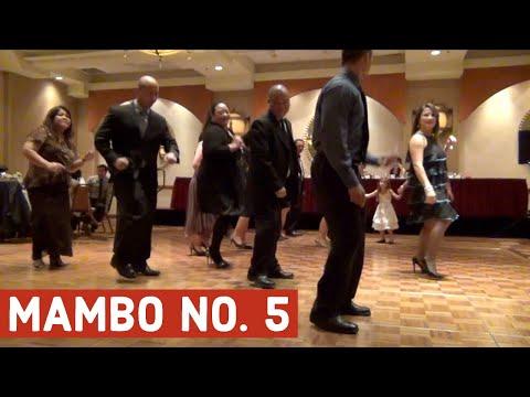 06   Line Dance   Mambo No  5