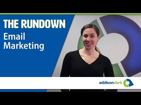 The Rundown: Email Marketing