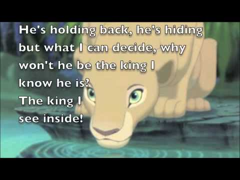 Can You Feel the Love Tonight The Lion King Lyrics - YouTube