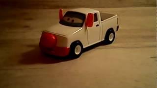 "The Circus Cab Review ""Disney Pixar Cars"