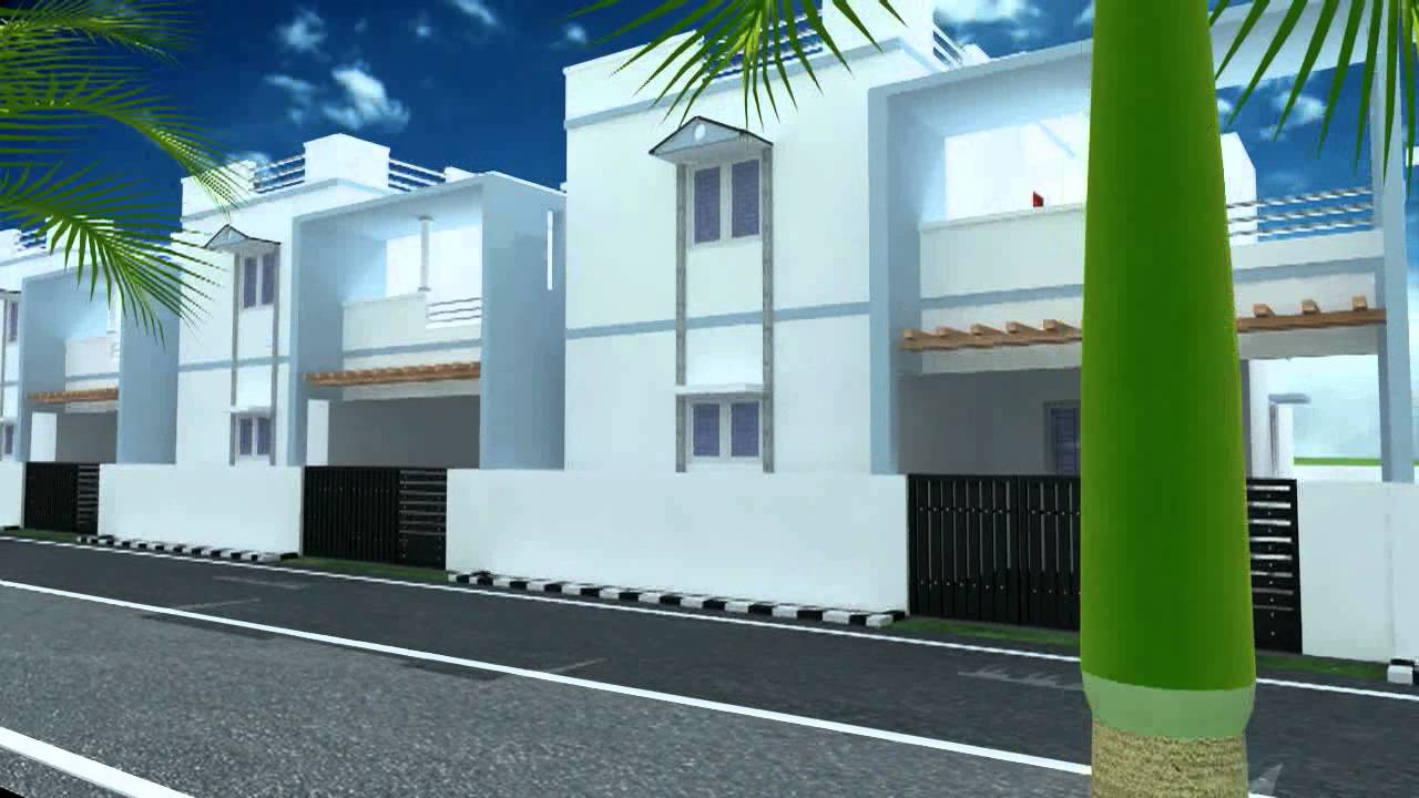3d Home Elevation Youtube