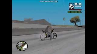 nyeting vega 115cc drag gta san andreas