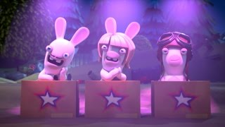 Rabbids Invasion - Rabbid anthem