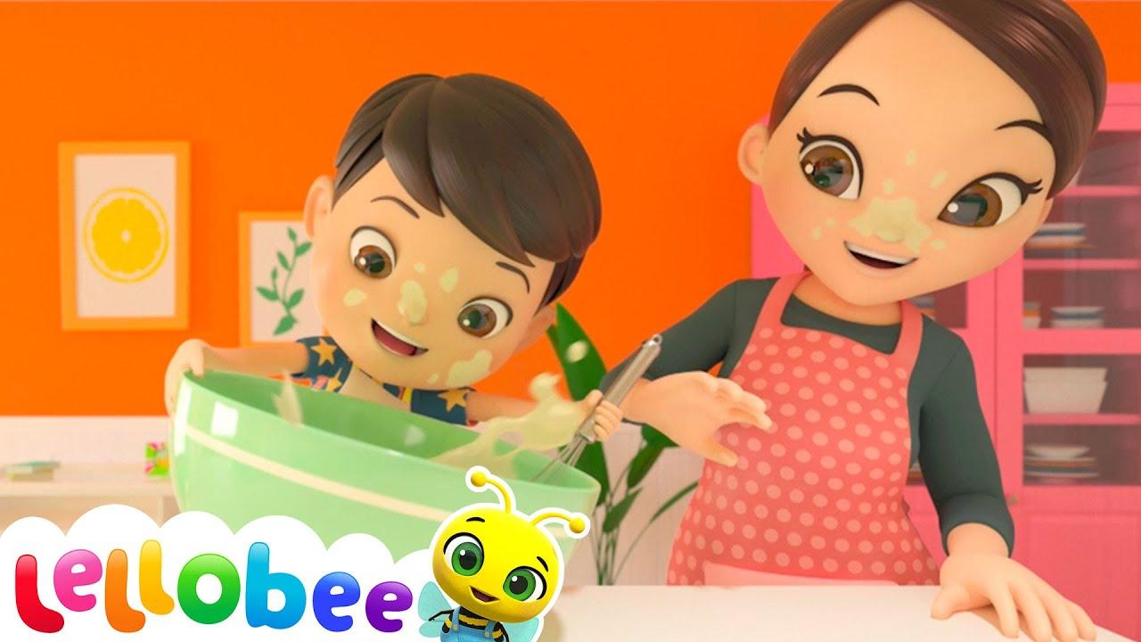 1, 2 what Should We Do | Lellobee ABC Kids Nursery Rhymes & Kids Songs For Kids