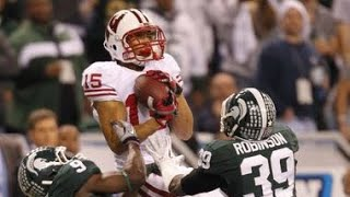 Best Plays in Big Ten Championship History (Compilation)