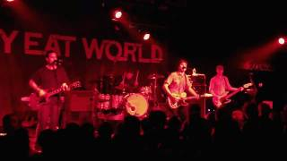 Jimmy Eat World - A Praise Chorus (LIVE HD)