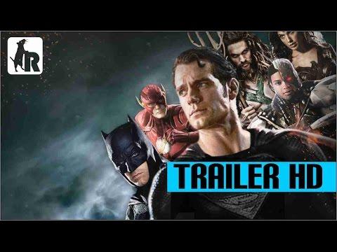 Justice League   Comic Con 2017 Tráiler Oficial Subtitulado