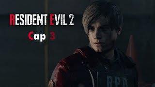 Resident Evil 2 Remake - Leon - Cap 3
