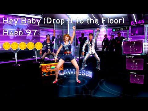 Dance Central 3: Hey Baby (Drop It To The Floor)