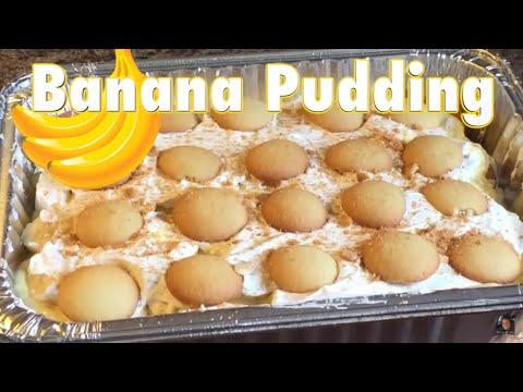 Good Ole Southern. Banana Pudding How To Make Banana Pudding Quick And Simple