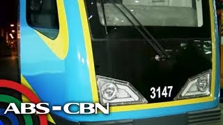 Bandila: Biniling tren galing China, papasa ba sa weight test?