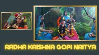Radha Krishna & Gopi Act | Janmashtami 2016