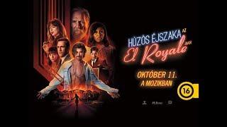 Húzós éjszaka az El Royale-ban (16) - hivatalos szinkronizált előzetes #2