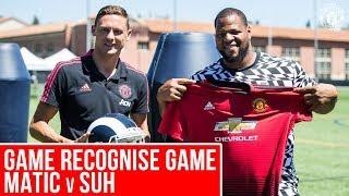 Baixar Game Recognise Game: Nemanja Matic vs Ndamukong Suh | Manchester United v Los Angeles Rams