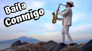 BAILA CONMIGO on SAX 🎷(Prod. Shon World)