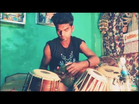 Teri Aakhya Ka Yo Kajal Tabla And Dholak Cover By Swarup Pandey Karls (Sapna Chaudhury)