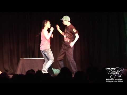 Pop C & Diva J @ DANCERS DELIGHT UK 2013